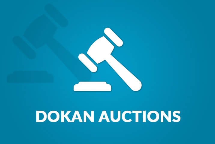 ماژول Dokan Simple Auctions